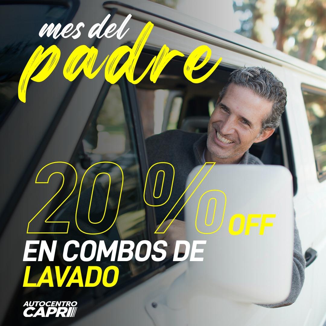 Promoción Dia Del Padre 2021
